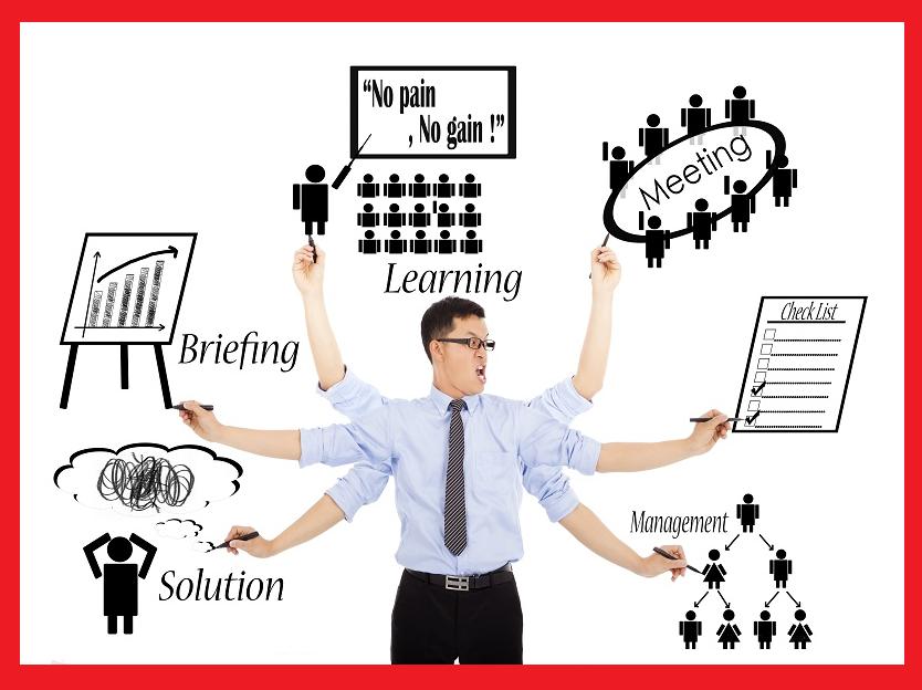 cách quản lý thời gian hiệu quả nhất cho nhà quản lý