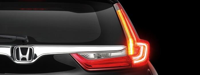 สรุปรถยนต์ : Honda CR-V 2021
