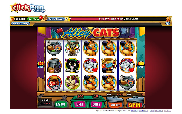 Casino chances of winning