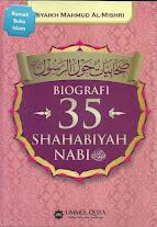 Biografi 35 Shahabiyah Nabi SAW | RBI