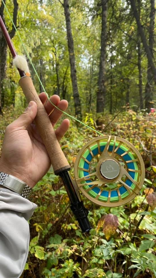 Maxcatch AVID PRO Fly Fishing Reel review