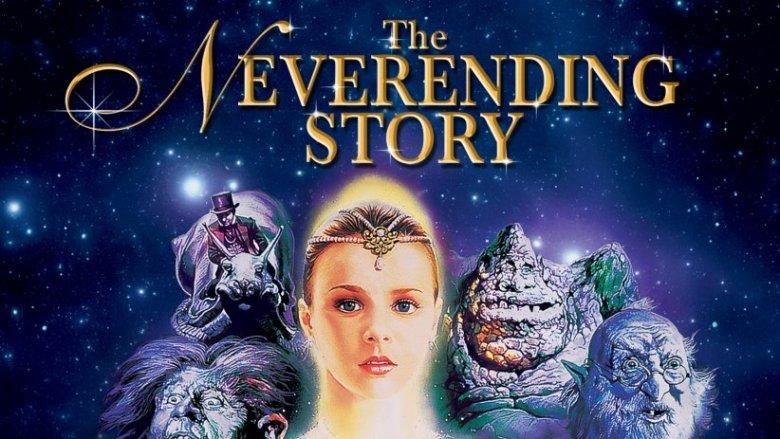 The Never Ending Story film - La storia infinita