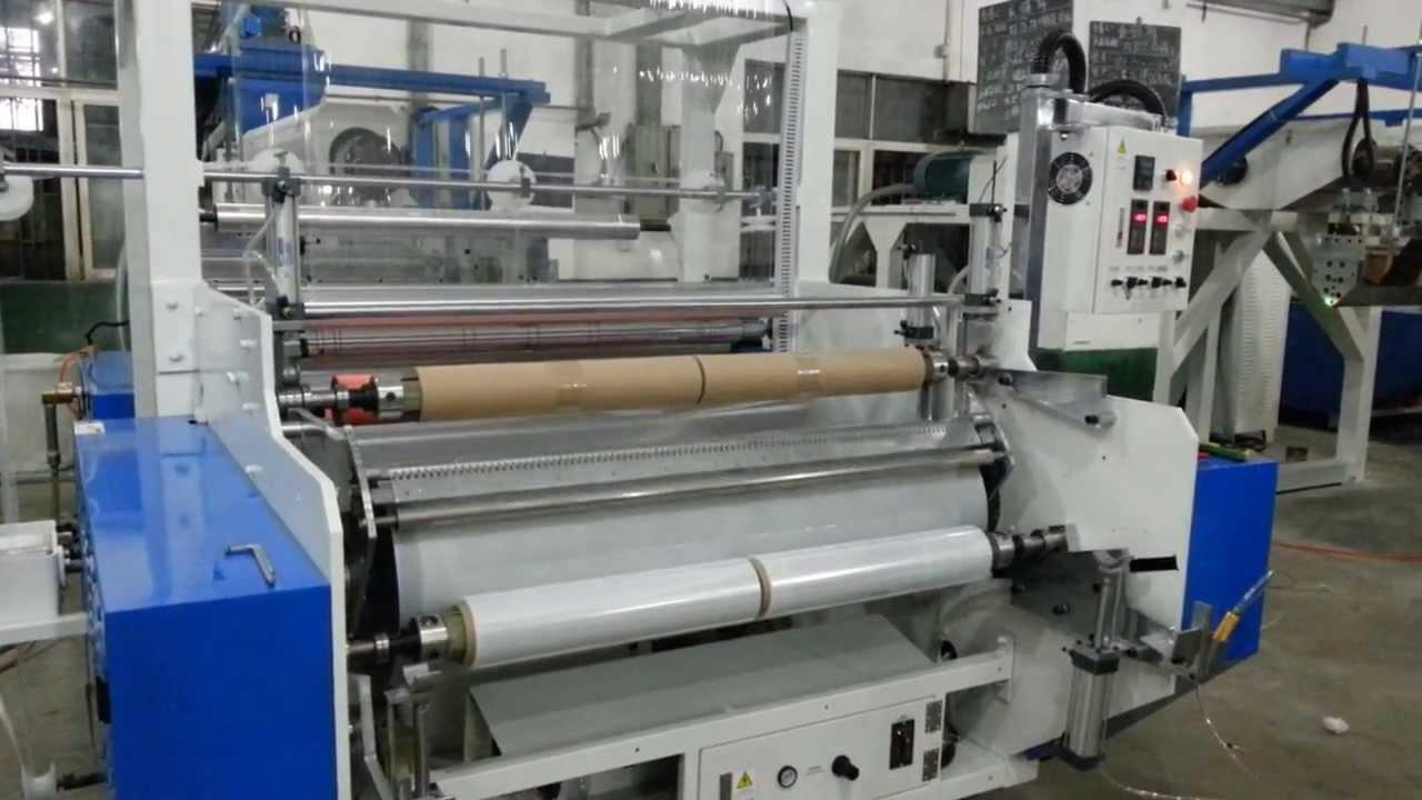 2 Phương pháp sản xuất màng pe chủ yếu hiện nay