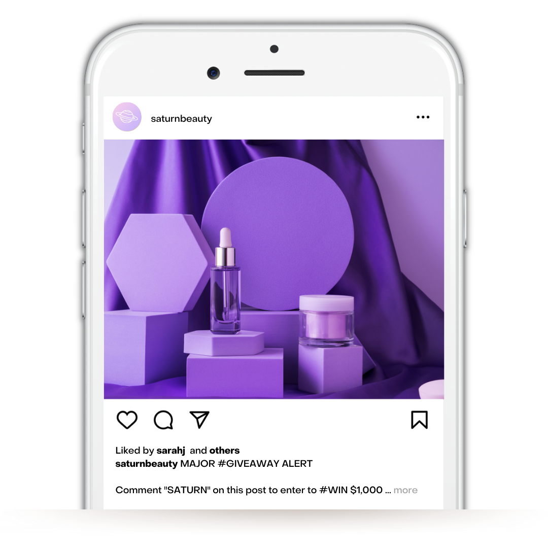 add link to Instagram posts with comment auto-responders