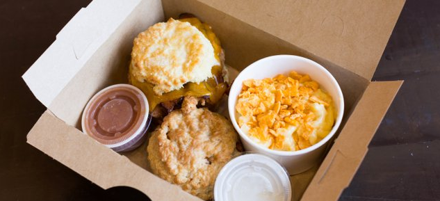 Maple Street Biscuit Company Boxed Lunch