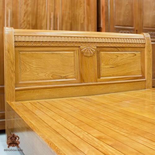 Những mẫu giường gỗ xinh cho không gian nhỏ