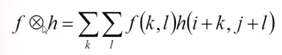 Image filter equation