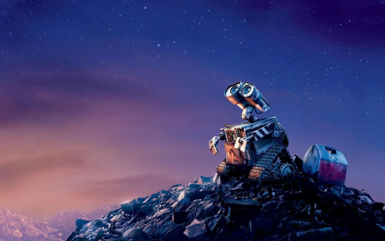The only Wall-E before Eve comes