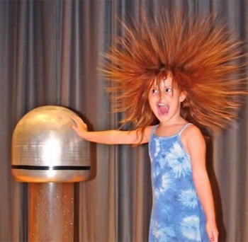 Image result for static electricity