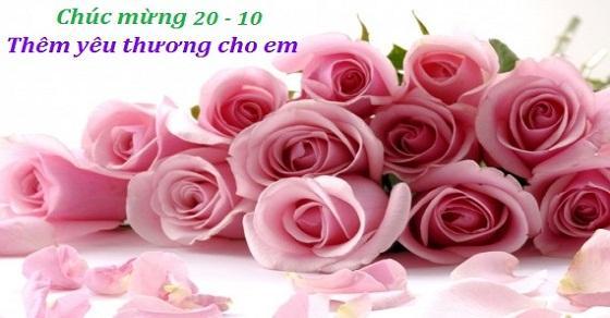 Những chuẩn bị chúc mừng ngày phụ nữ Việt Nam 20/10