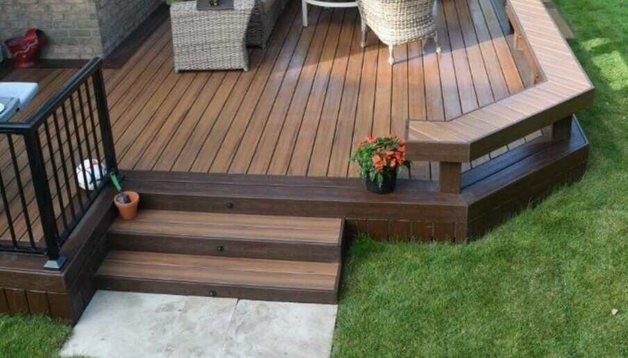 decking improve your property value