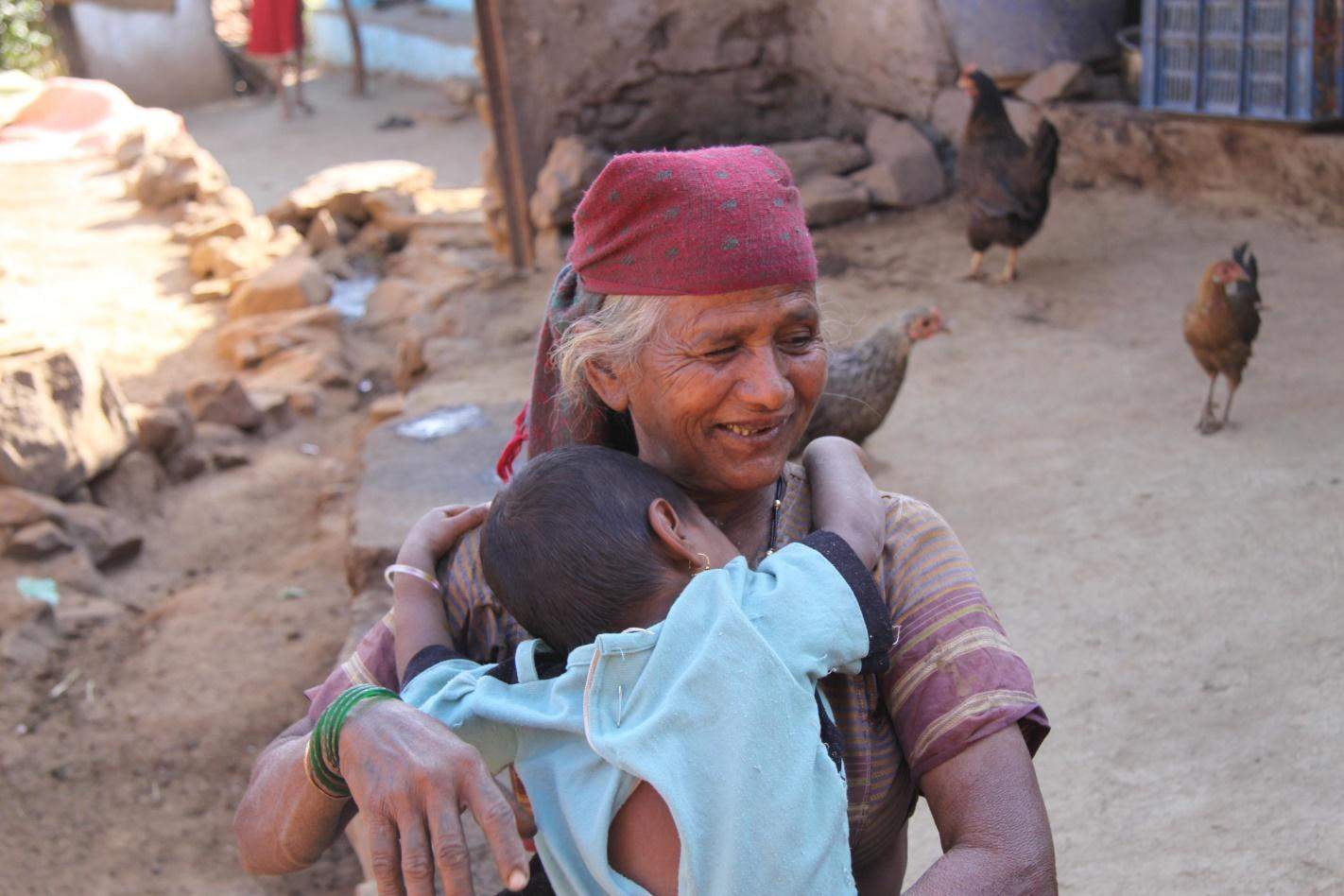 Image result for tribals having new born baby