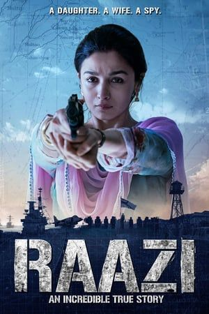 Image result for raazi poster hd