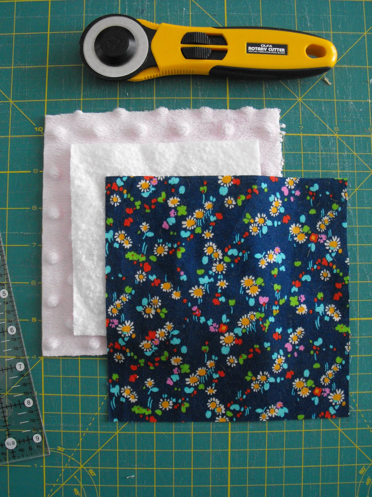 Making A Rag Quilt A Tutorial On Craftsy