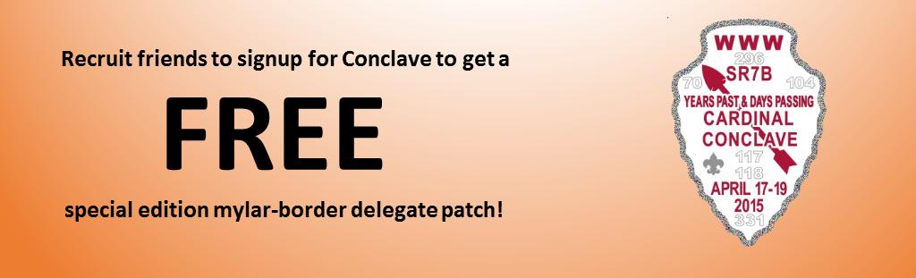 2015 Conclave Recruiter Program