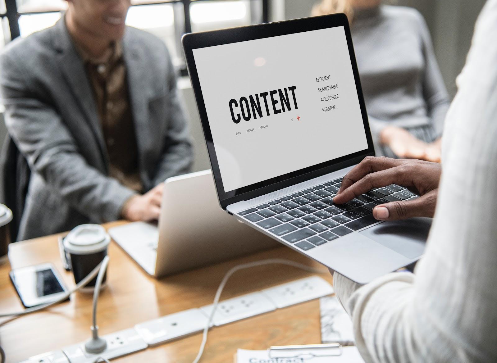 Deliver Best Content