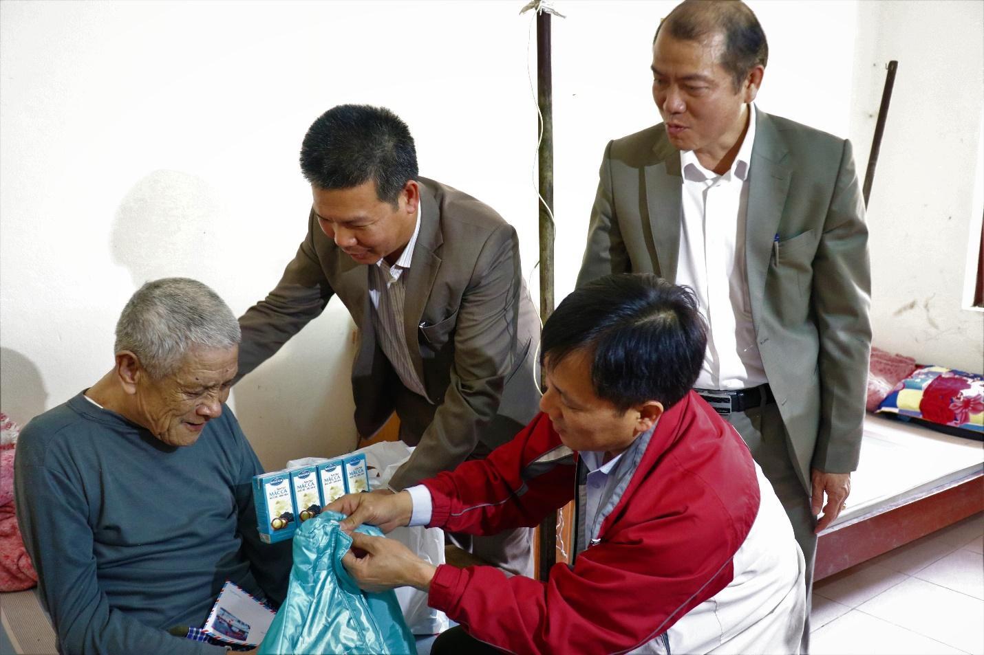 Công ty Macca Nutrition tổ chức thăm và tặng quà tại Trung tâm công tác xã hội tỉnh Hà Nam - Ảnh 8