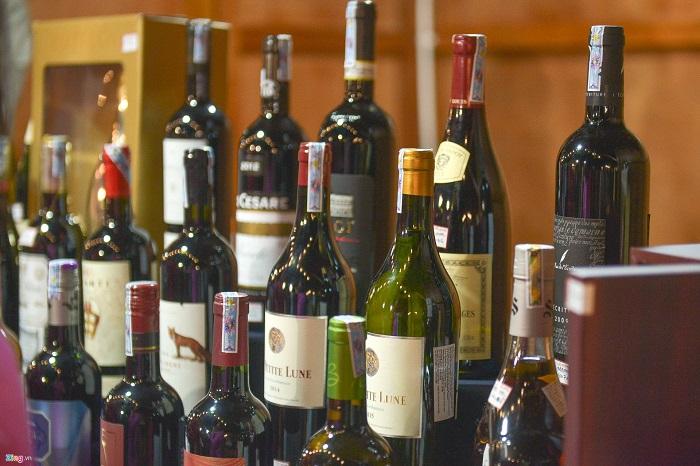 Rượu Vang-Một trong những thức uống ngon nhất nước Đức