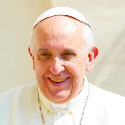 Đức Thánh Cha Phanxico trên Twitter từ 1-15/5, 2018
