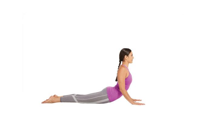 gerakan yoga sederhana