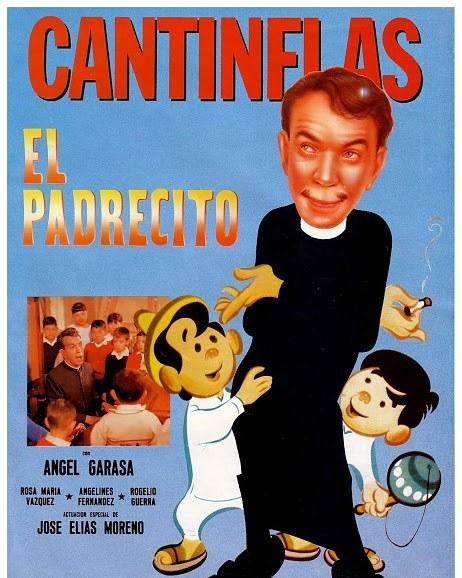 El padrecito (1964, Miguel M. Delgado)