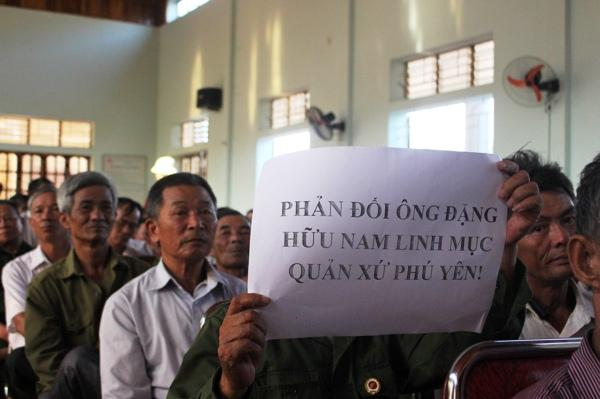 Hội CCB huyện Quỳnh Lưu phản đối luận điệu xuyên tạc lịch sử của Linh mục Đặng Hữu Nam