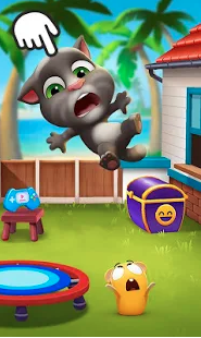 Application Mon Talking Tom 2