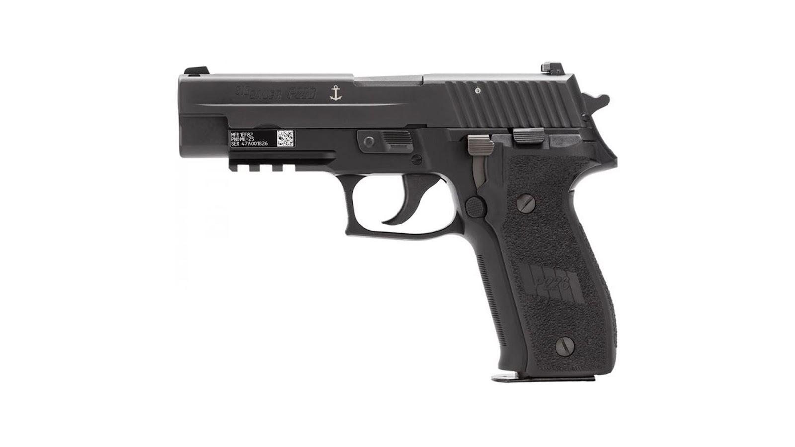 Sig Sauer p226 pistol