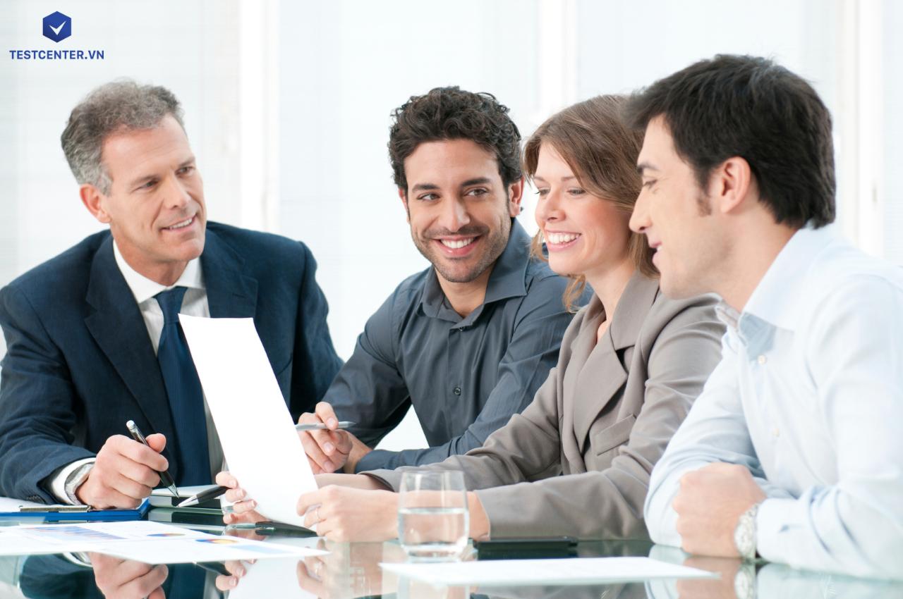 quy trình đánh giá nhân viên cụ thể