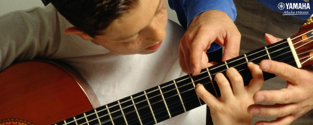 học hợp âm guitar cơ bản