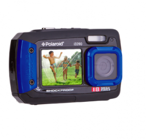 With dual screens, 18 megapixels, and waterproof/shockproof properties, this camera has it all for your miniature paparazzi!