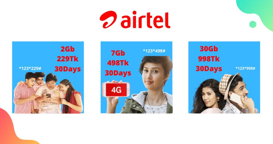 airtel internet offer 2020