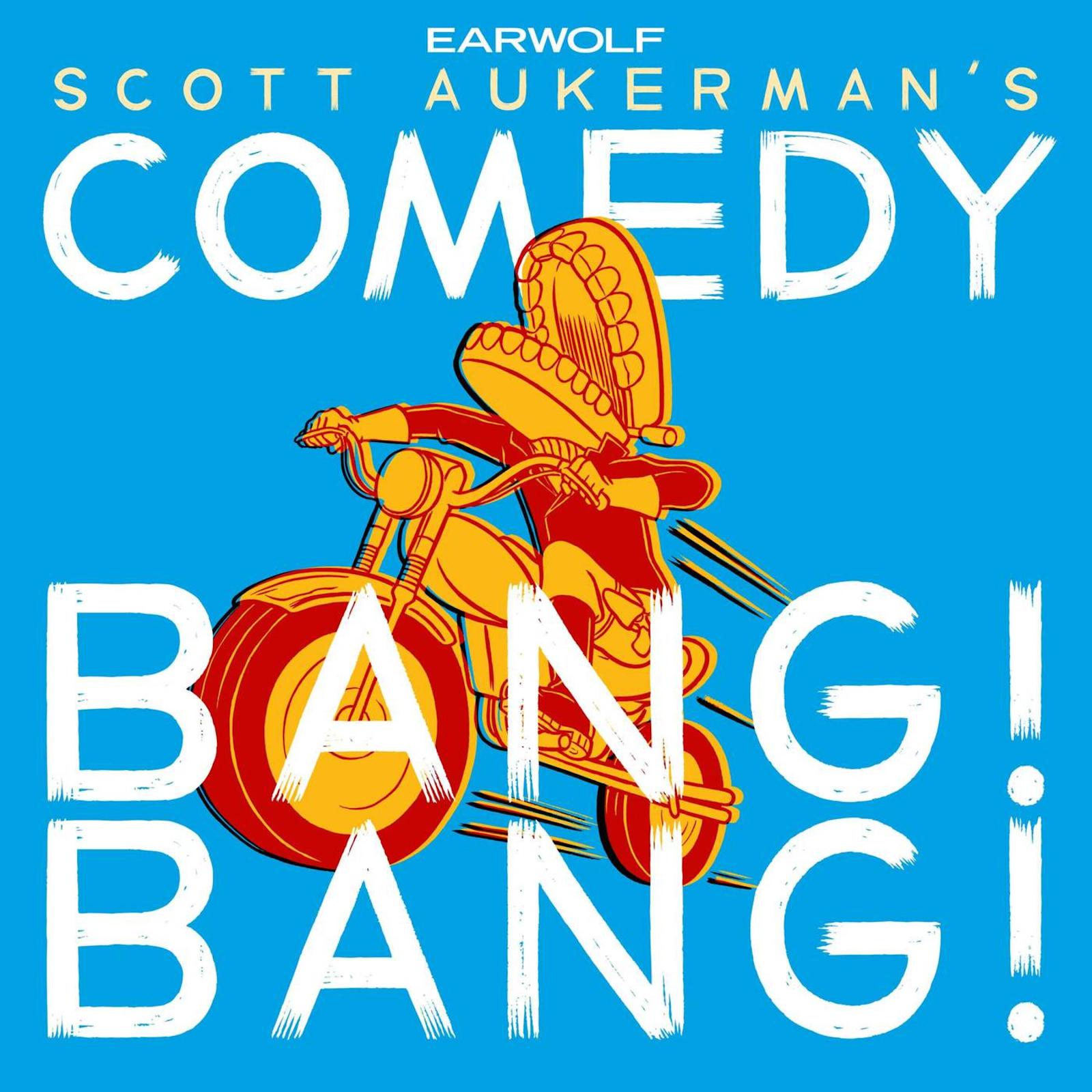 Comedy Bang Bang! poster