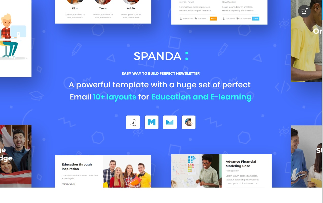 Spanda Email Template