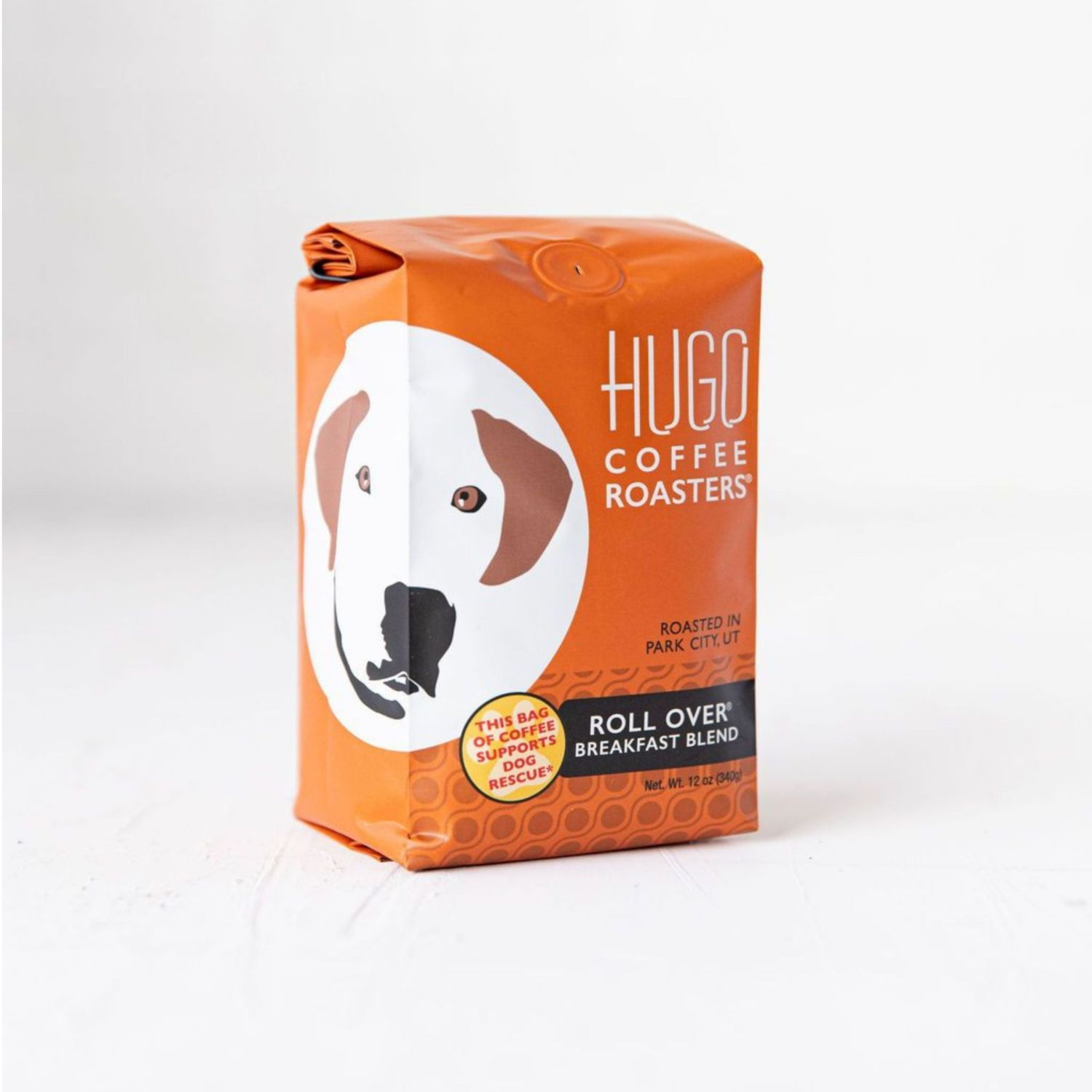 product photo of the roll over breakfast blend by hugo coffee
