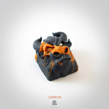 Artkey - Bull - Carbon
