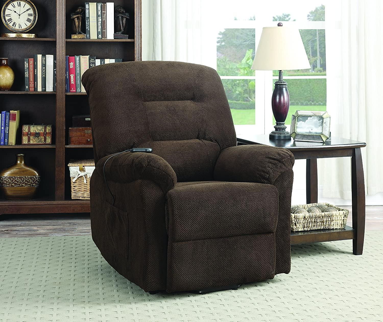 coaster power lift recliner for elderly