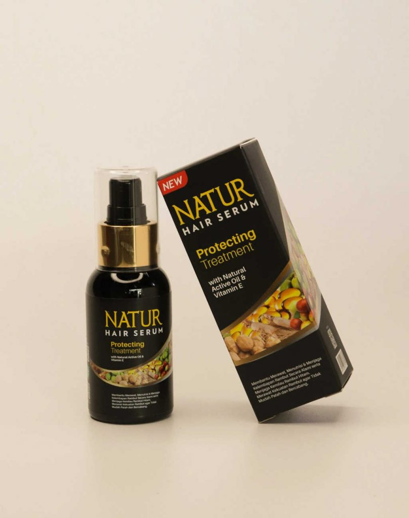 Natur Hair Serum