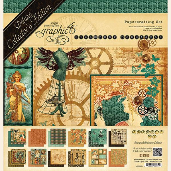 Steampunk Debutante—Deluxe Collector's Edition