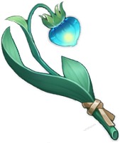 Tiểu Đăng Thảo - Small Lamp Grass