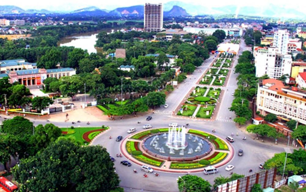 Tương lai, trung tâm thành phố Thái Nguyên có thể chuyển đi nơi ...