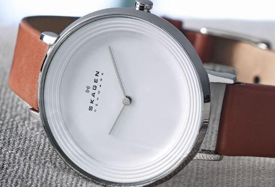 Cách phân biệt đồng hồ Skagen chính hãng