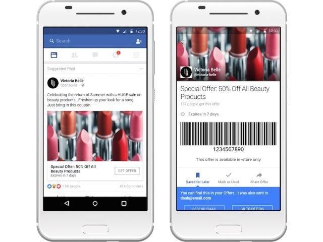 Facebook teklif reklam örnekleri