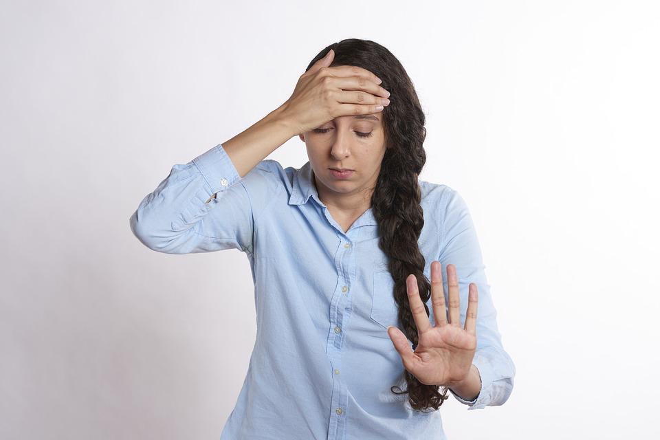 動揺, 圧倒, ストレス, 疲れて, 不満, 強調, 人, 仕事, 若いです, ビジネス, 欲求不満, 女性