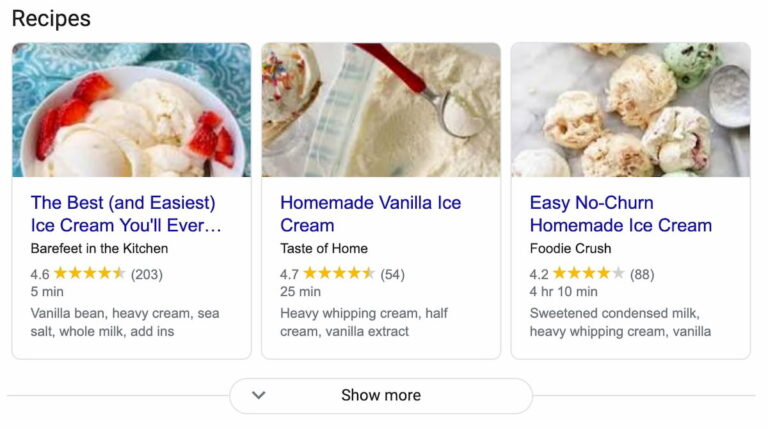 product reviews on google
