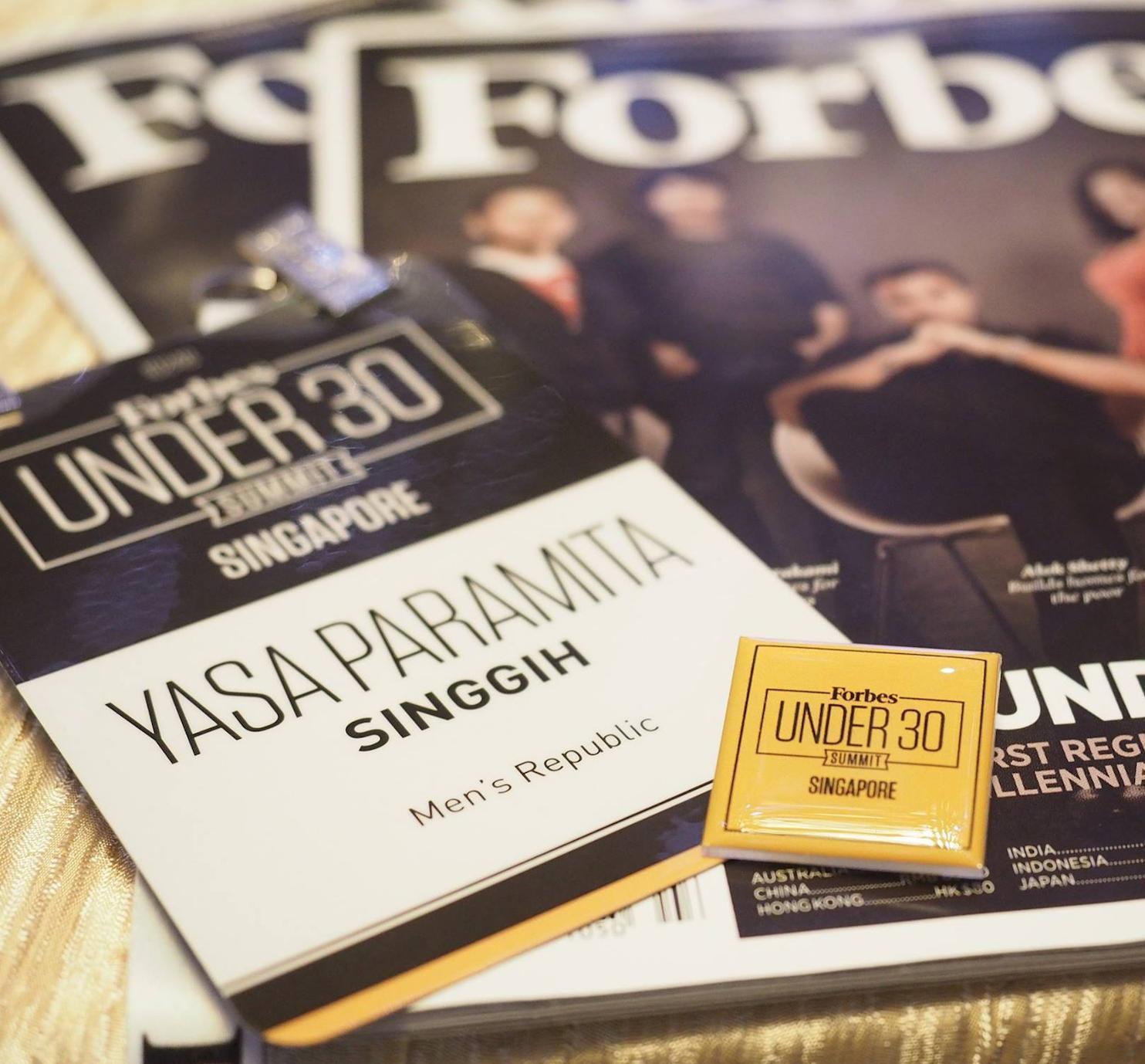 Yasa Singgih, pengusaha muda yang mendapat apresiasi dari Forbes