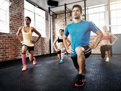 6 Benefits of Group Fitness Classes