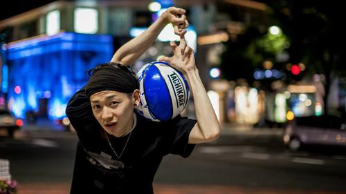 日本が世界に誇るフリースタイルバスケットボール | ANSCO9