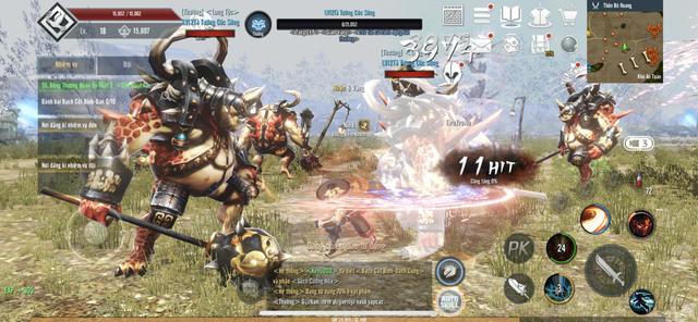Tứ Hoàng Mobile phá giải lời nguyền bom tấn, thức tỉnh bộ phận gamer đã từng bị lười hóa do game Trung - Ảnh 2.