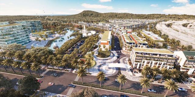 Phân khu Olive tại dự án meyhomes capital có giá bán cao